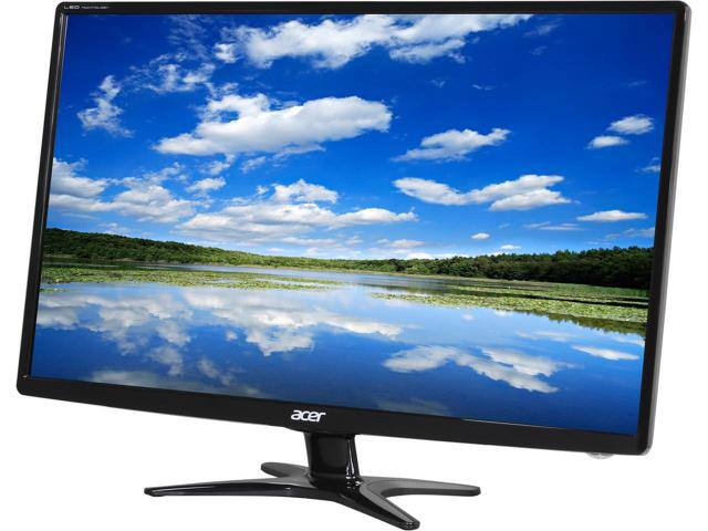 "27"" Acer® G276HL Gbd FHD VA LED Monitor $130AC"