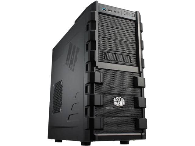 Cooler Master HAF 912 Mid Tower Case $37AR (+sh)