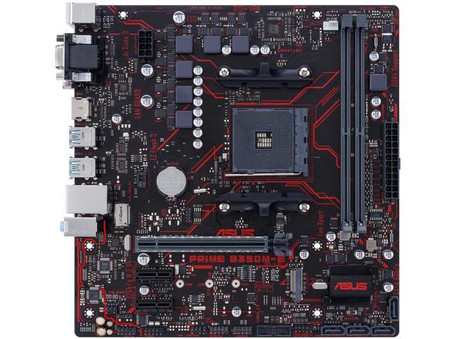 ASUS Prime B350M-E AM4 mATX Motherboard $$40AR;  MSI B350M Gaming PRO mATX $50ARl