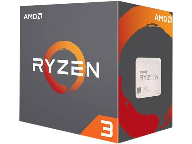 AMD RYZEN 3 1300X AM4 Processor $117AC