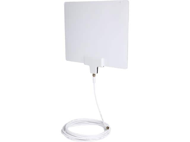 Rosewill RHTA-15004 Super Thin Digital UHF/VHF HDTV Antenna $10