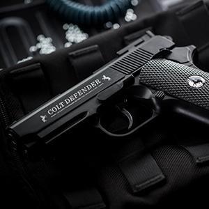 Colt Defender BB Pistol (Black, Medium) $29AC