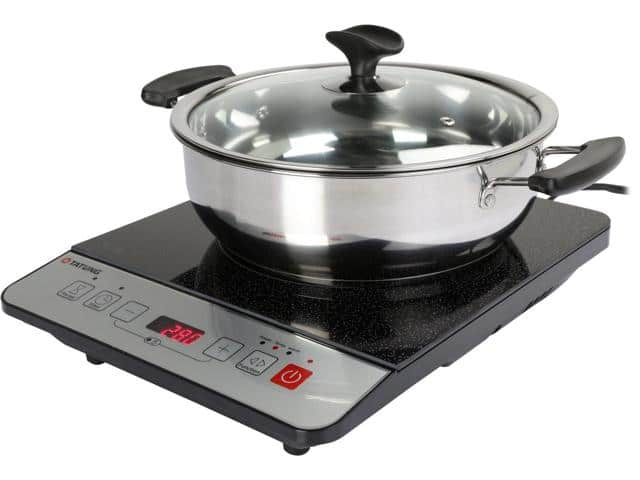 TATUNG TICT-1506MW 1500W Induction Cooker $40@NF