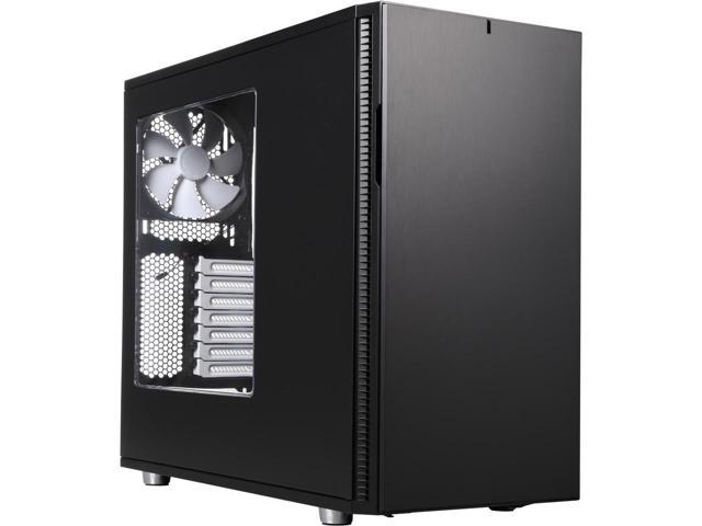 Fractal Design Define R5 Black Silent ATX Mid Tower Case $75AR