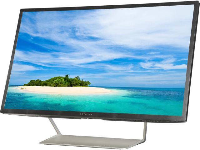 HP Pavilion 32q IPS 32 inch Display WVA 2560x1440 LED Monitor *RFB* $209AC