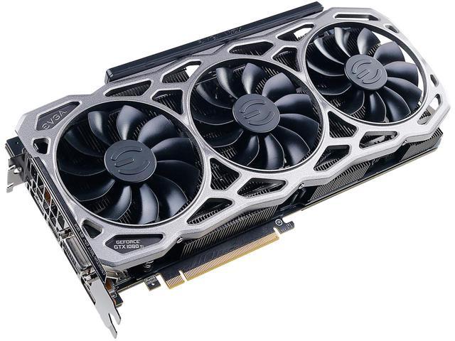 EVGA GeForce GTX 1080 Ti FTW3 DT 11G-P4-6694-KR 11GB Video Card (+Destiny 2) $700AR