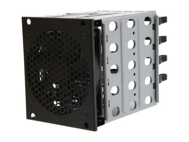 """Rosewill RSV-Cage for 4 x 3.5"""" HDDs $10"""
