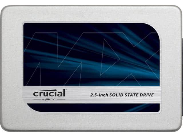 "1TB Crucial MX300 2.5"" 3D NAND Internal Solid State Drive for $238  11/19 only"