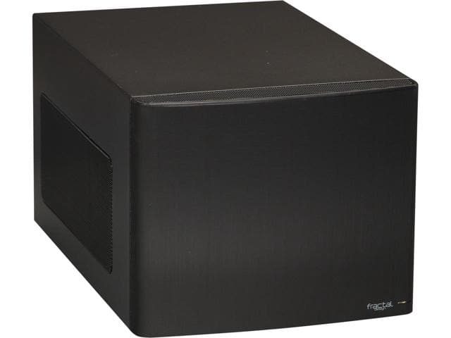 Fractal Design Node 304 Black Aluminum/Steel Mini-ITX Computer Case $60@Newegg