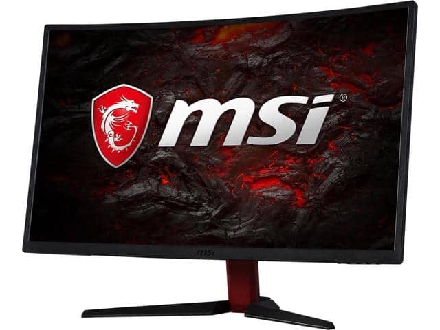 "27"" MSI Optix G27C 1920x1080 4ms 144Hz VA HDMI Curved LED Gaming Monitor $215AR (w/MPCO)"