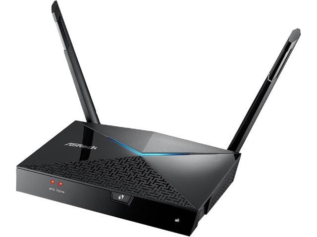 ASRock IoT HUB + AC1300 Router / Repeater / AP / Bridge (controls HUE, Zigbee, X10) $80@NF