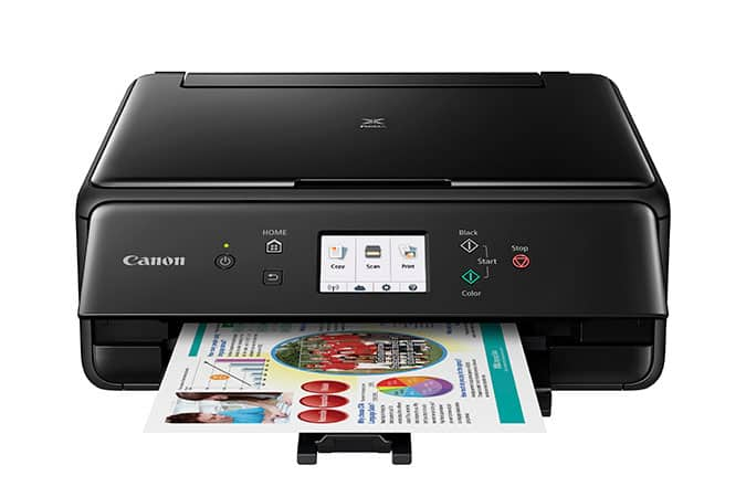 Canon Pixma TS6020 AIO Printer (+Photo Paper Variety Pack) $50