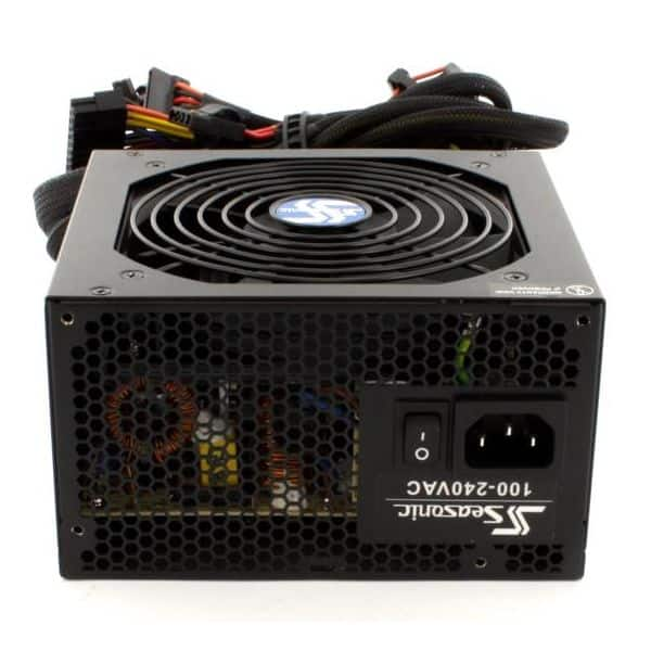 620W SeaSonic S12II Series S12II 620 Bronze (SS-620GB) Power Supply $30AR