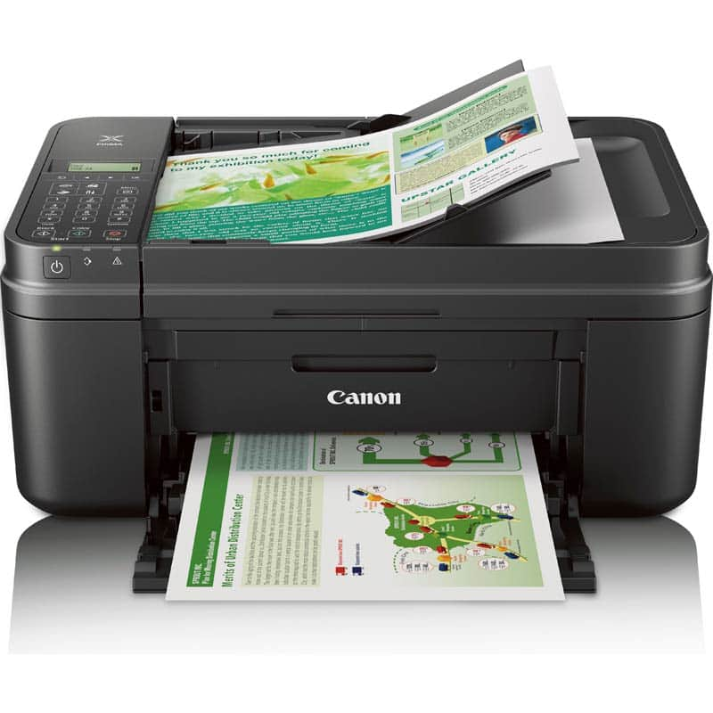 Canon PIXMA MX492 Office All-in-One Printer $29AC @Frys (11/25)