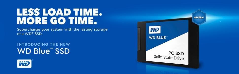 "250GB WD Blue 2.5"" SSD $70 @Amazon"