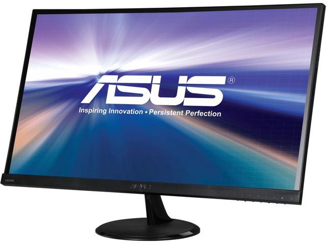 "27""Asus VC279H Slim Bezel IPS FHD Widescreen Monitor HDMI w/ Speaker $130AR @NF"