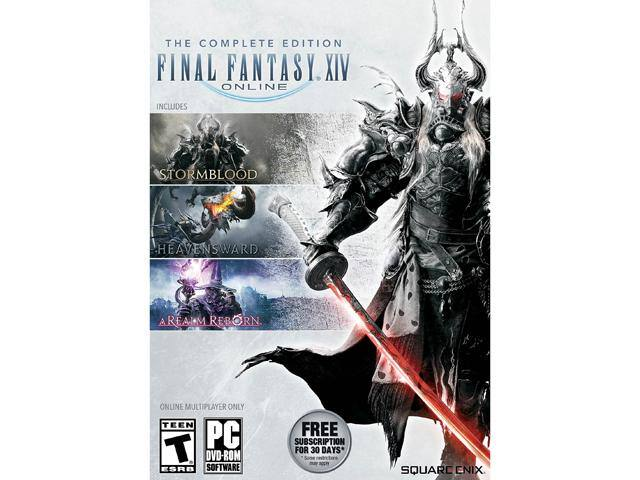 Final Fantasy XIV Online Complete Edition $20 PC
