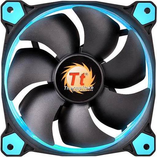 Thermaltake Riing 14 140mm Blue Case Fan $5AR @Frys
