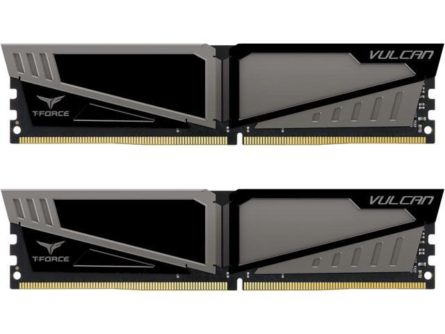 16GB Team T-Force Vulcan (2x 8) DDR 2400 Desktop RAM $130 @Newegg