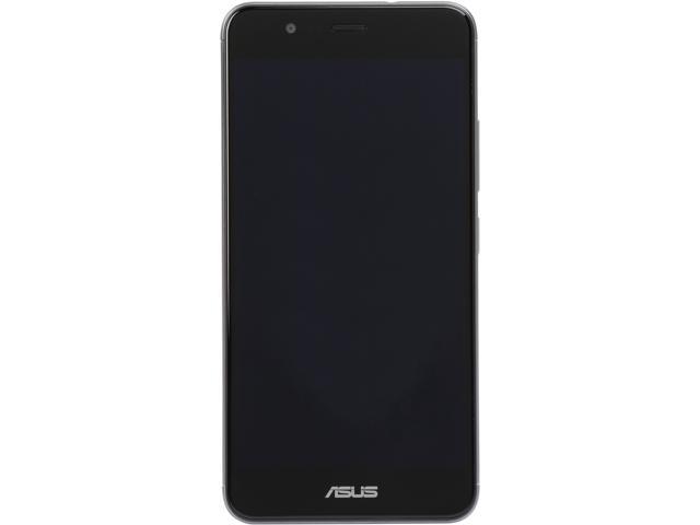"Asus ZenFone 3 MAX ZC520TL 16GB 4G LTE Unlocked Cell Phone 5.2"" 2GB RAM Gray *RFB* $80AC"