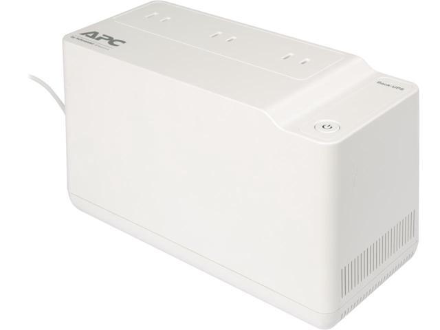 APC Back-UPS Connect BGE70 125 VA 75 Watts 3 Outlets UPS $20AC@Newegg
