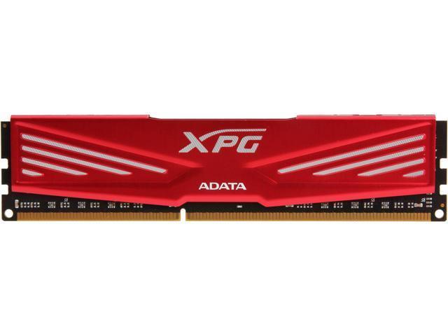 DATA XPG V1.0 4GB 240-Pin DDR3 1600 Desktop RAM Module $34AC @Newegg