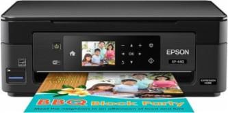 Epson XP-440 AIO Inkjet Printer $45@Bestbuy