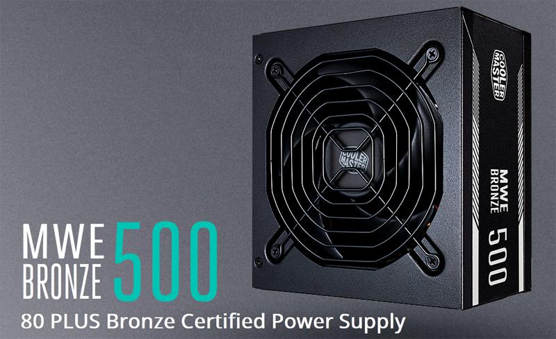 500W Cooler Master MWE 80+ Bronze Power Supply $20AR @Newegg CORSAIR Hydro Series H50 120mm Quiet Edition Liquid CPU Cooler (Intel) $40AR