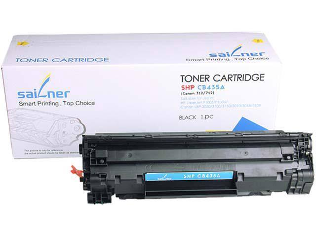 Sailner Compatible SHP-CB435A Toner Cartridge, Alternative for HP CB435A $2 MM/AR @Newegg TN-750 (replacement) also FAR