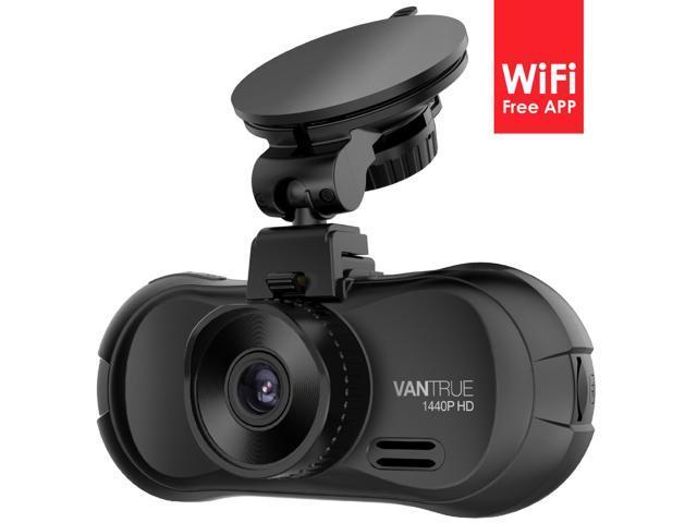 Vantrue X3 2.5k WiFi Dash Cam $110AC @NF