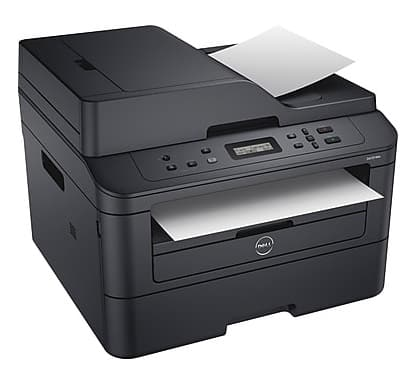 Dell E514DW Wireless Monochrome All-In-One Laser Printer $60 @Staples