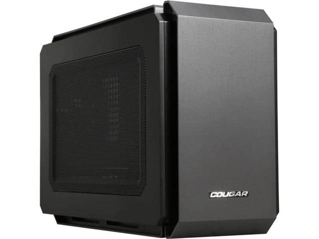 COUGAR QBX Mini-ITX Computer Case $45AR @Newegg