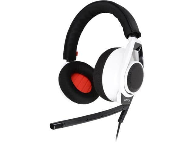Plantronics RIG Flex 3.5mm Gaming Headset w / Boom Mic  $13AC
