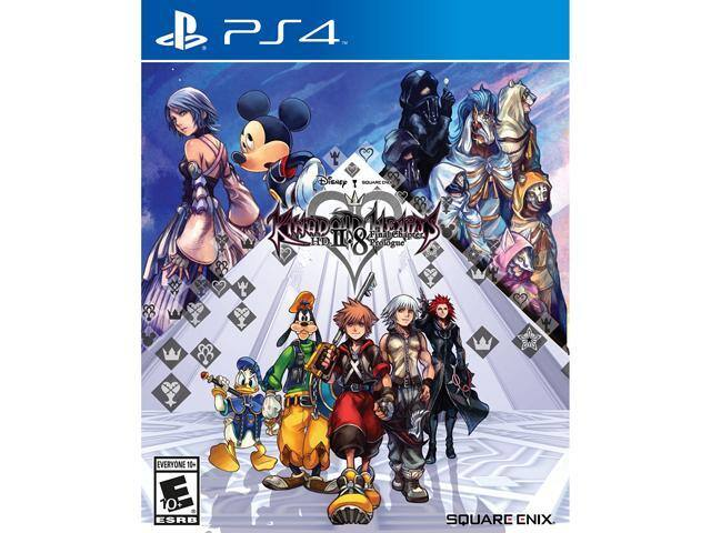 Kingdom Hearts 2.8 Final Chapter Prologue - PlayStation 4 $20AC @Newegg
