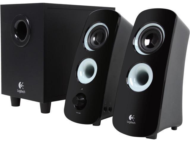 Logitech Z323 2.1 Speaker System *RFB* $25