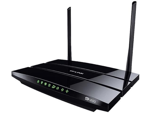 TP-Link Archer C5 AC1200 Dual Band GbE Router $30AC@Newegg