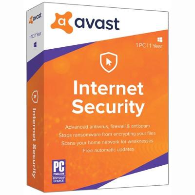 Avast Pro or AVG Antivirus 2018 1Yr or HMA VPN Download Free after Rebate @Frys
