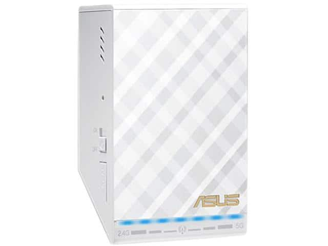 ASUS RP-AC52 AC750 Repeater / Access Point / Media Bridge $20AR @Newegg