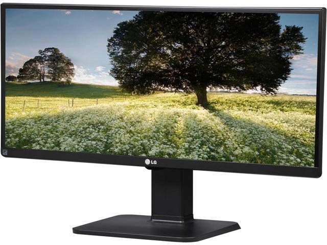 "29"" LG 29UB55-B Black 2560x1080 5ms (GTG) IPS Panel LED Monitor with Built-In Speakers $180AC@Newegg"