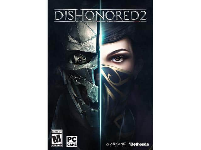 Dishonored 2: PS4 / PC $18AC, Sony DualShock 4 Controller Gold / SIlver $39AC