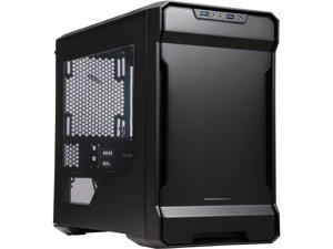 Phanteks Enthoo Evolv ITX PH-ES215PC_BK Black Steel / Plastic Mini-ITX Tower Case $55AR