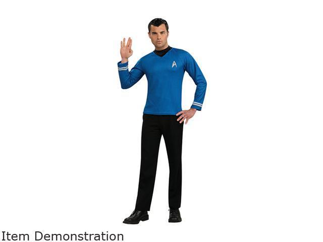Star Trek Into Darkness Spock Uniform Extra Large- XL $9AC
