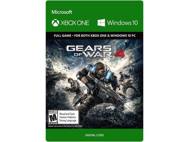 Gears of War 4 (Xbox One/Windows 10 Digital Code)