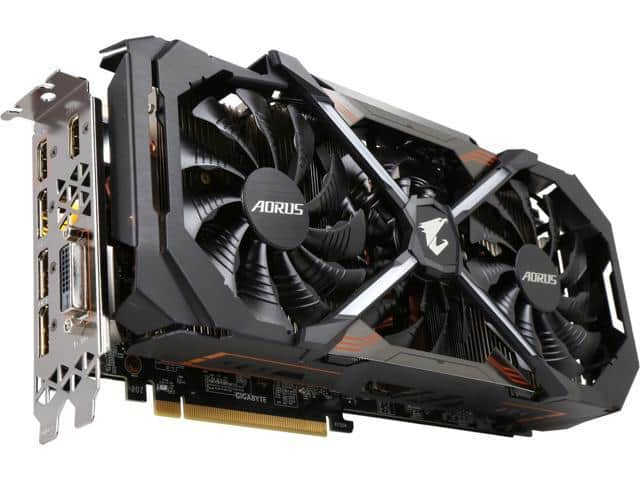 GIGABYTE AORUS GeForce GTX 1080 Ti  GV-N108TAORUS-11GD Video Card (+ Destiny 2) $730AC @Newegg