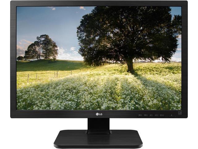 """LG 24MB65PY-I Black 24"""" WUXGA 1920 x 1200 IPS LED Monitor w/Pivot $160AC @Newegg"""