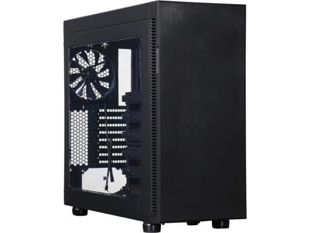 Thermaltake Suppressor F51 Silent E-ATX Mid Tower Case $48AR @Newegg