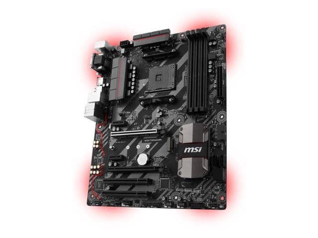 MSI B350 TOMAHAWK AM4 AMD ATX Motherboard + MSI Interceptor DS B1 Gaming Mouse $60AR@Newegg  ASRock B250M Pro4 LGA 1151 mATX $50AR