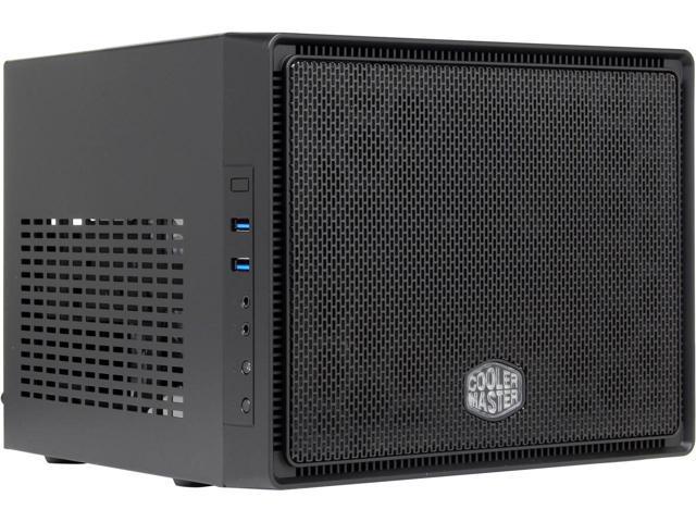 Cooler Master Elite 110 Mini ITX Computer Case $20AR