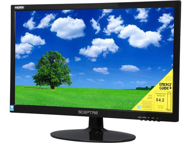 """22"""" Sceptre E225W-1920 FHD Monitor $70AC"""