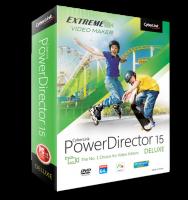 CyberLink PowerDirector 15 LE Free License @SOS